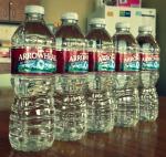 VV water bottles